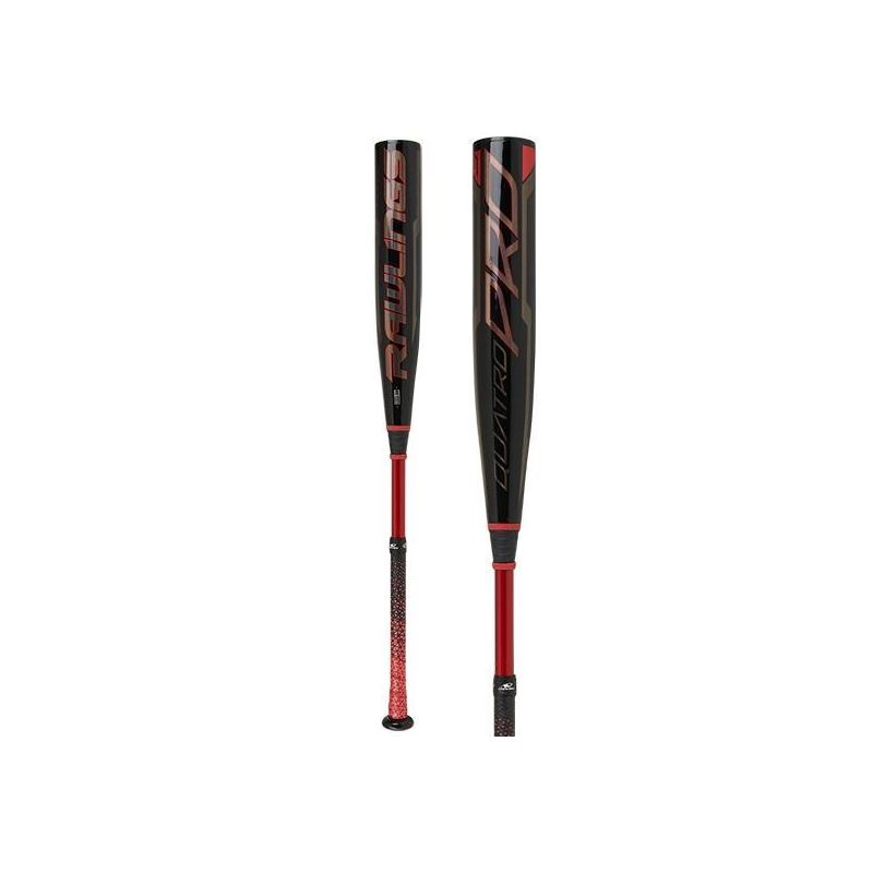 2021 Rawlings Quatro Pro (-3) BBCOR Baseball Bat: