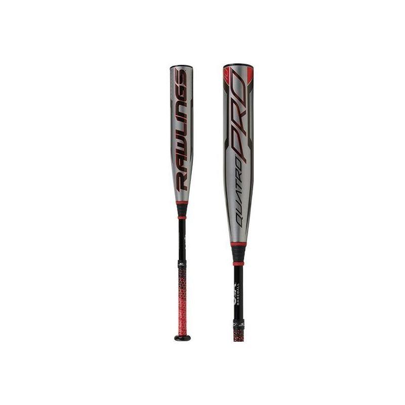 2021 Rawlings Quatro Pro (-10) USA Baseball Bat: U