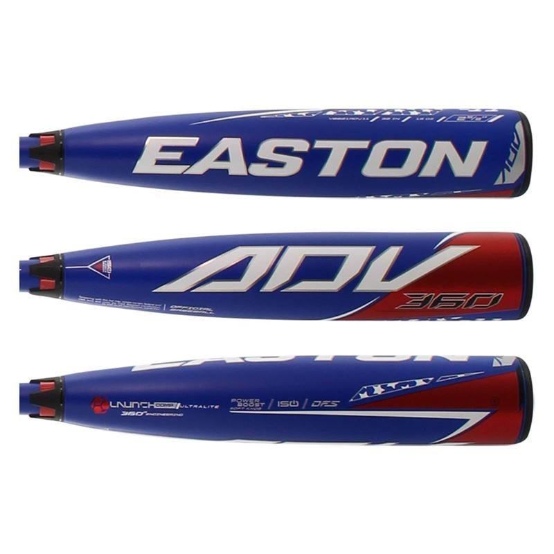 2021 Easton ADV 360 USA (-11) Baseball Bat: YBB21A